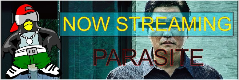 How to watch the movie Parasite on Netflix?