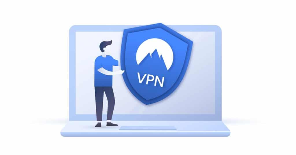 peacocktv with a VPN