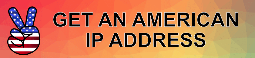 eine amerikanische IP-Adresse