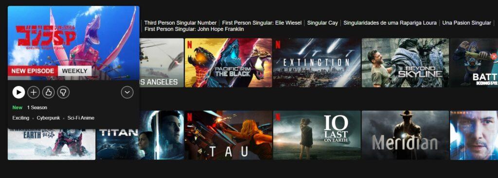 Où puis-je regarder Godzilla Singular Point en ligne? Godzilla Singular Point sur Netflix?