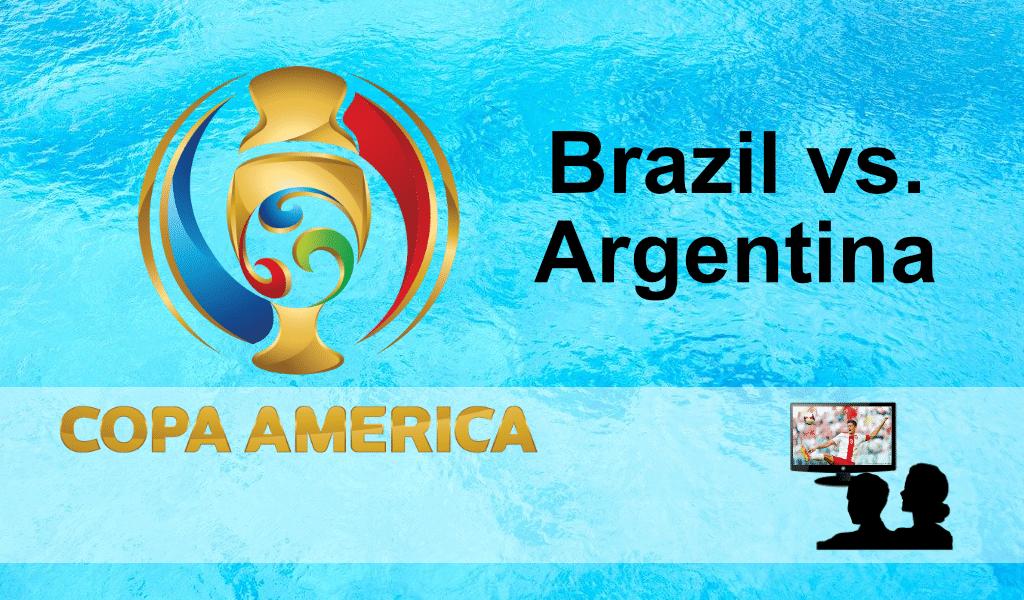 watch brazil vs argentina online