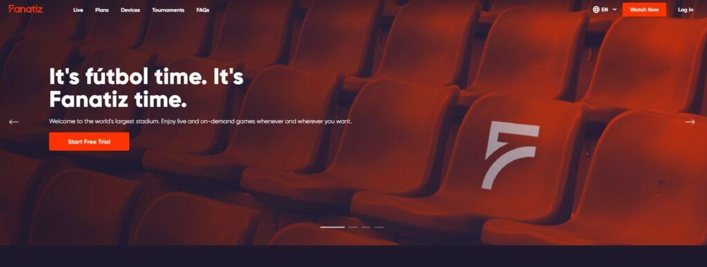 How can I watch Fanatiz online? How to unblock Fanatiz outside the USA?