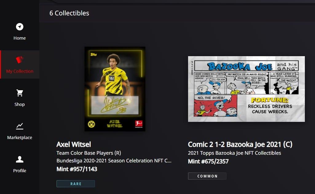 Como e onde posso comprar NFTs da Bundesliga online?