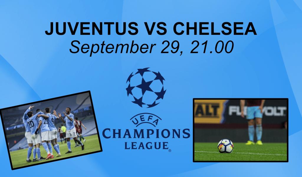 Hoe kan ik Juventus - Chelsea online kijken (29 september 2021)?