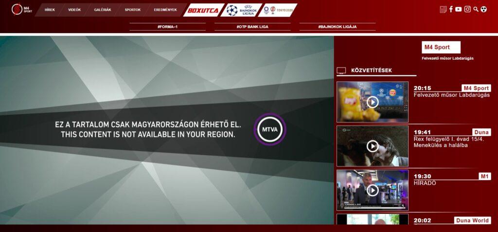 m4 sport error